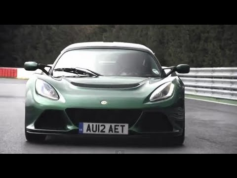 Click here to read A Lotus Exige That Can Tangle With A Porsche 911 GT3