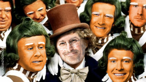 Steve Jobs Wanted to Be Willy Wonka For a Day