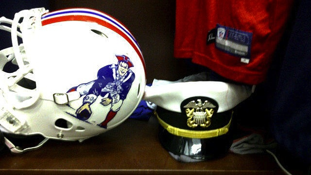 US Navy Frees Eric Kettani To Play For The Patriots
