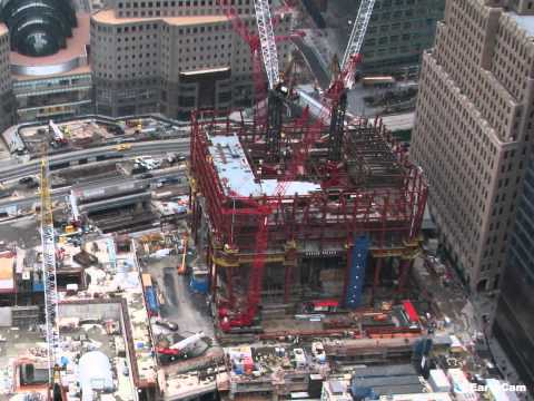 Click here to read Stunning Time-Lapse of One World Trade Center Construction