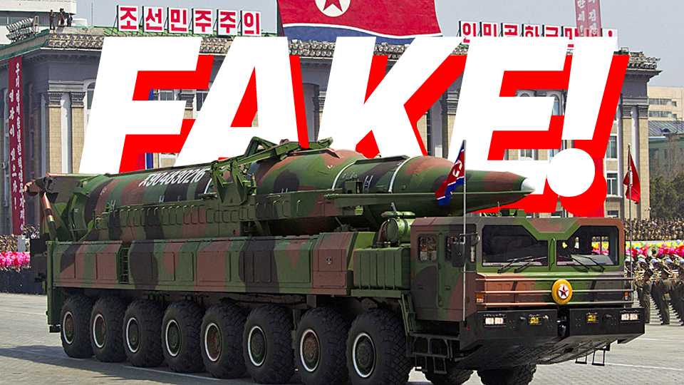 Click here to read Confirmed: Those North Korean Communist Assclowns Are Pathetic