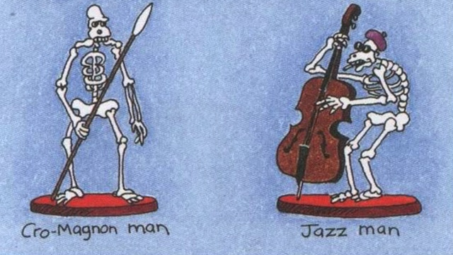Are Sexy Musicians a Product of Evolution?