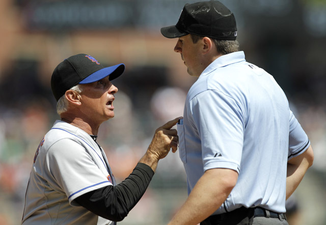 Better Know An Umpire: Lance Barrett