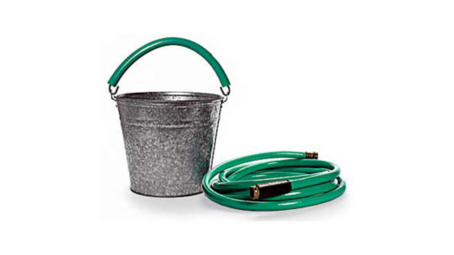 Click here to read Use an Old Garden Hose to Make Carrying Buckets and Crates Easier on Your Hands