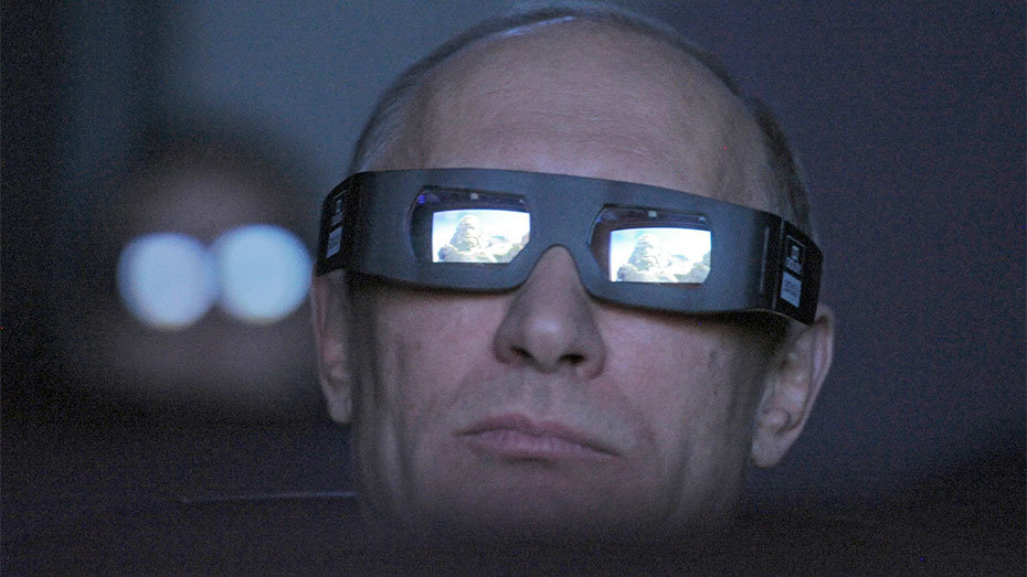 Click here to read Vladimir Putin Will Make 3D Popular Whether You Like It or Not