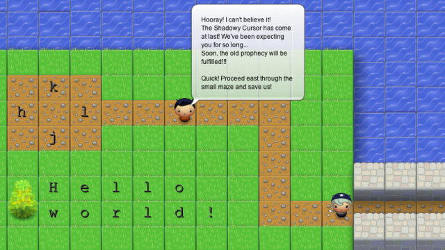 Click here to read VIM Adventures Is a Fun Puzzle Game That Teaches You How To Use The Awesome Text Editor Vim