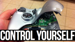 Out of Hand—Is it Ever OK to Throw a Controller?