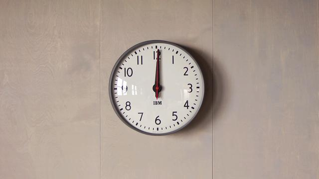 Click here to read Iconic 1960s IBM Wall Clock Gets Resurrected