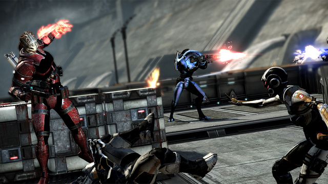 Strikingly Accurate Tipster Resurfaces with Info on Mass Effect 3's Alternate Ending DLC