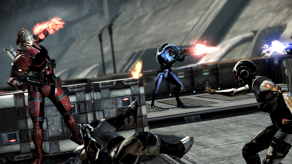 Click here to read &lt;Em&gt;Mass Effect 3&lt;/em&gt; Multiplayer Bonus Weekends Finally Available on PS3