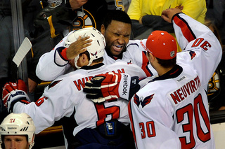 Joel Ward Doesn't Blame Boston For Racist Comments