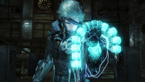 Does This Mean Metal Gear Solid: Rising is Coming to Vita?