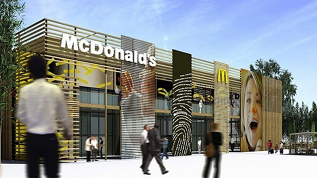 Click here to read London Olympics Will Have World's Largest McDonald's