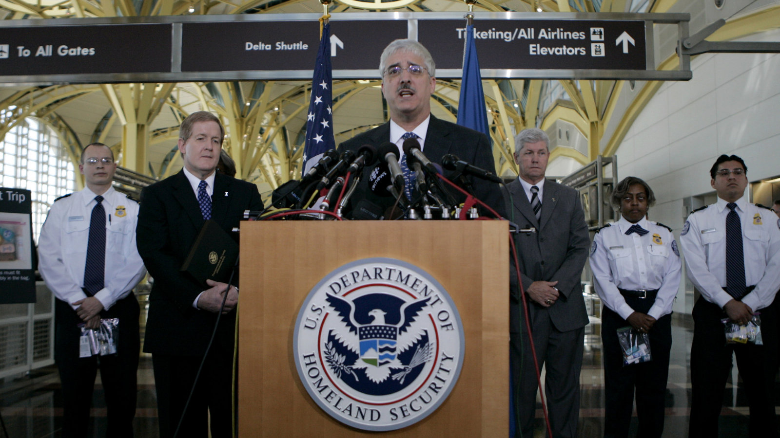 Click here to read A Billion Details and No Precedent—An Inside Look at the TSA's Scrambling Start