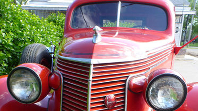 Studebaker J5 Might Be The Most Stylish Pickup Truck We've Even Seen