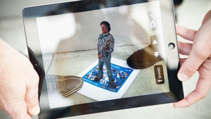 Augmented Reality Avatar James May Is Your New Museum Buddy
