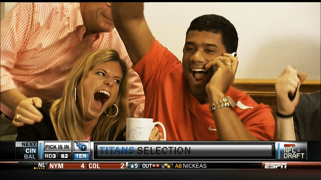 Russell Wilson Wife