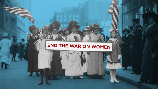 Share Your Stories From Today's Unite Women Marches and Rallies