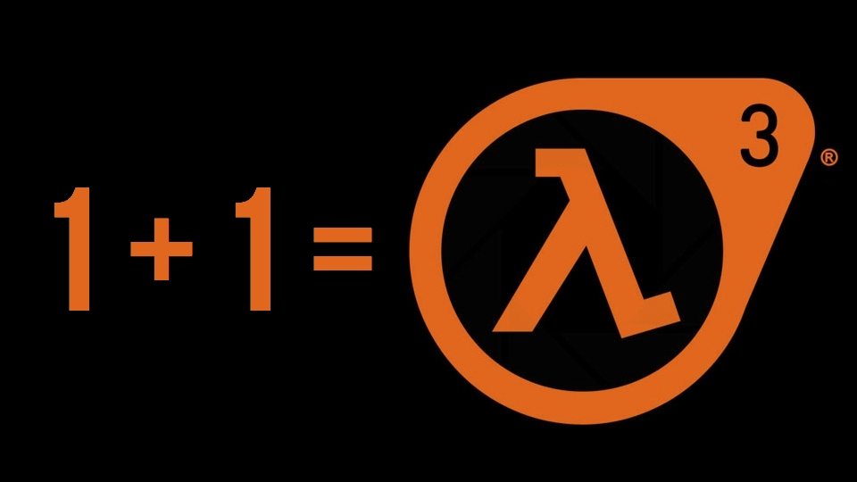 Click here to read Numerology Proves &lt;em&gt;Half Life 3&lt;/em&gt; will be Announced at E3. Really.