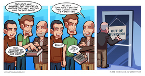 Sunday Comics: What Would Valve Do?