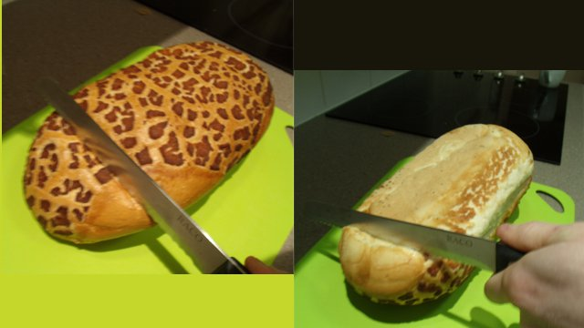 Click here to read Cut Bread Loaves Upside Down to Avoid Squishing