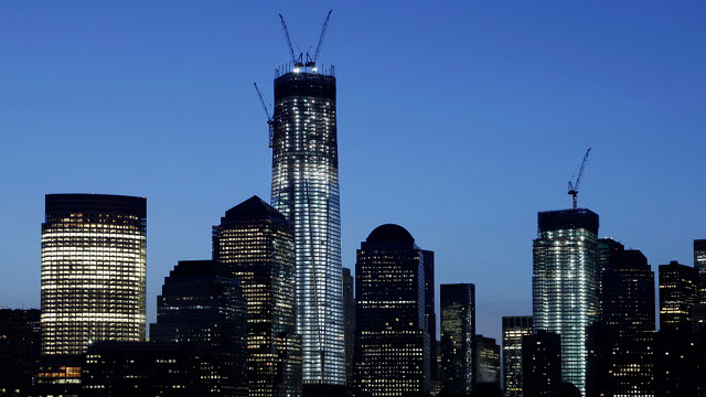 World Trade Center Is the Tallest Building Again, But Not Really