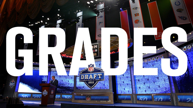 Report Card: Grading The NFL Draft Grades
