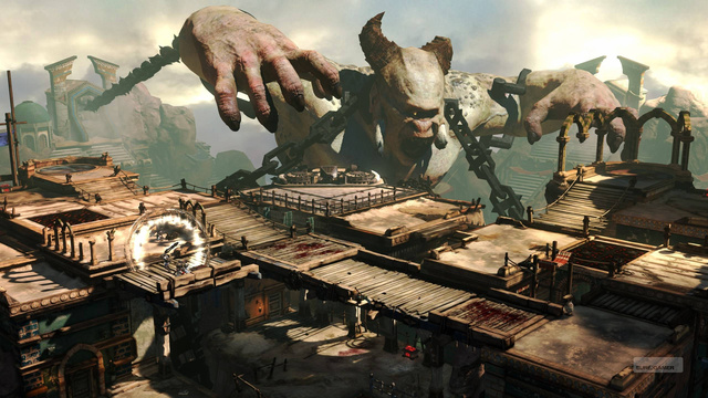 Our Titanic First Look At God Of War: Ascension's Multiplayer