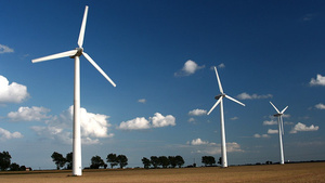 Wind Farms Linked to Local Climate Change