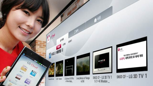 LG Has A Cloud Service Coming Too