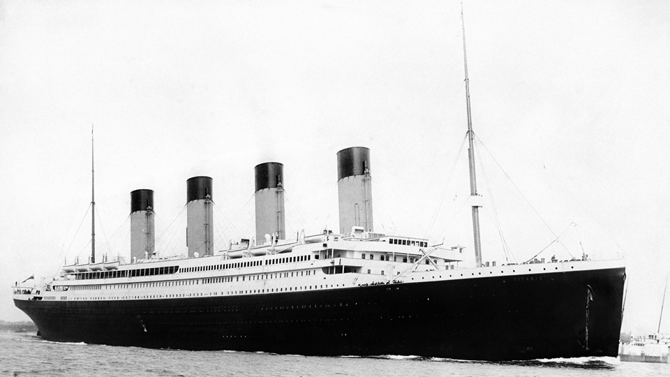 Click here to read Awesome Australian Billionaire To Build Full-Sized Replica Of the Titanic