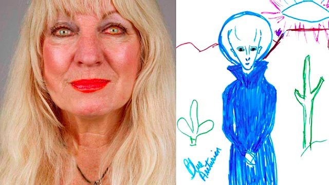 Cat People, Strippers, And Telekinesis: The Portraits And Testimonials Of Alien Abductees