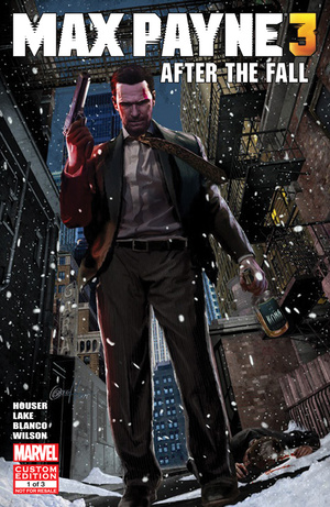 The Max Payne Comics Will Explain Why Rockstar's Hard-Boiled Cop Is So Messed-Up