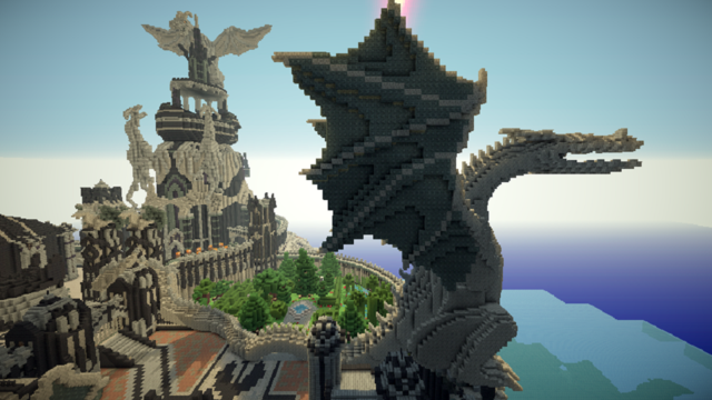 The Game of Thrones Minecraft Project Is Getting More And More Spectacular