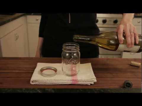 Click here to read Save Leftover Wine for Up to a Week in a Jar