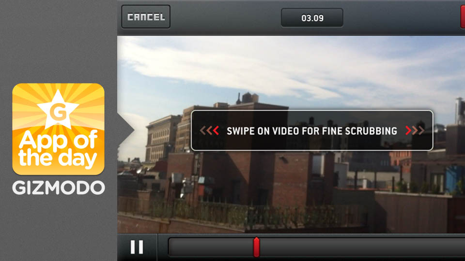 Click here to read SloPro: Shoot and Edit Slow Motion Videos on Your iPhone 4S