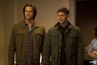 New Stills from Supernatural