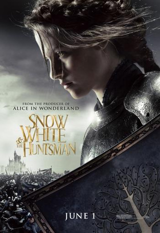 New Snow White and the Huntsman Posters