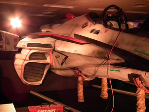 Full Scale Macross Fighter Is More Amazing Than You Can Imagine