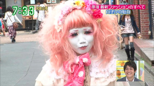 Don't Confuse Japanese Kids in White Face with Wanting To Be White