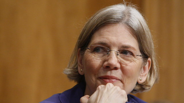 The Curious Case of Why We Give a Shit Whether Elizabeth Warren Is a Native American