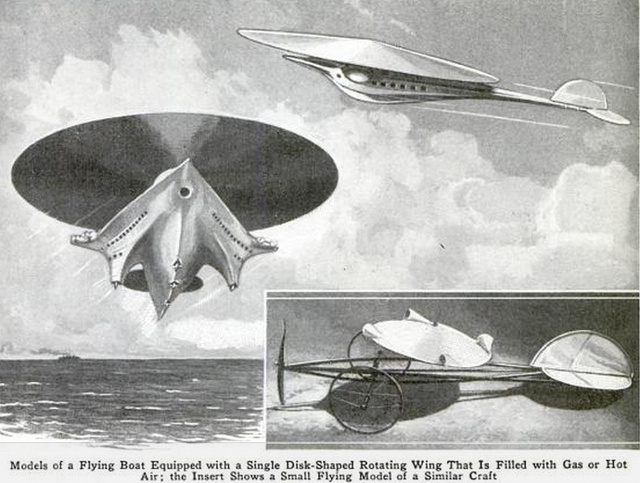 Behold the Starship Enterprise of 1930