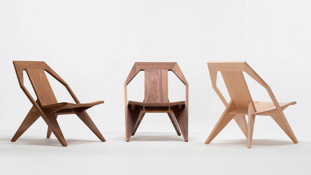 The Ultra-Modern Chair That's All About Old-School Carpentry