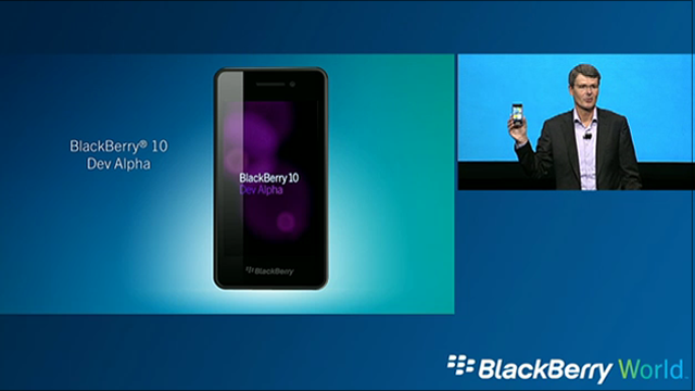 BlackBerry 10: