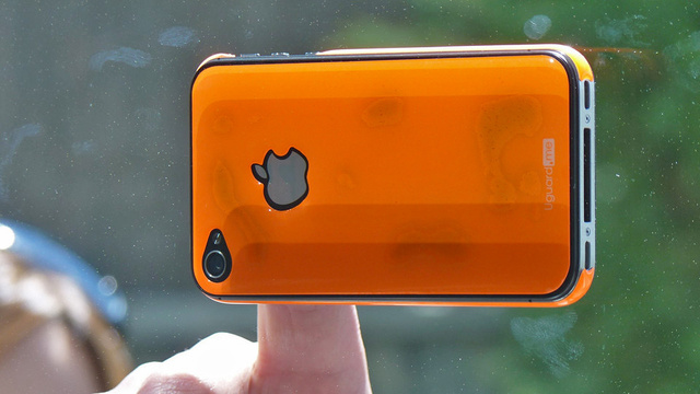 Sticky Protective Skin Lets You Mount Your iPhone Anywhere