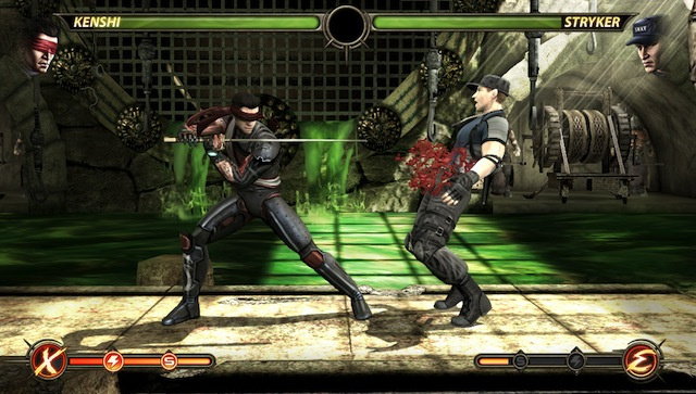 Mortal Kombat Comes to the Vita in Fine Form