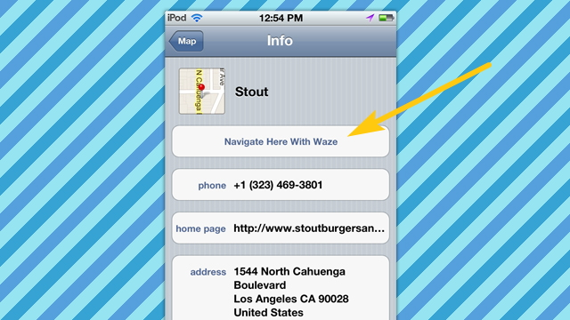 Click here to read Navigate From Maps Puts Turn-By-Turn Navigation One Tap Away on Your iPhone