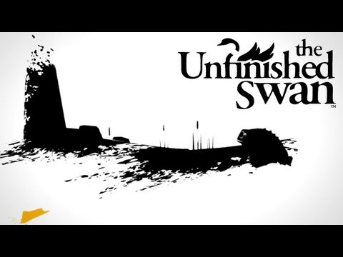 Click here to read The Unfinished Swan is the Anti-Call of Duty