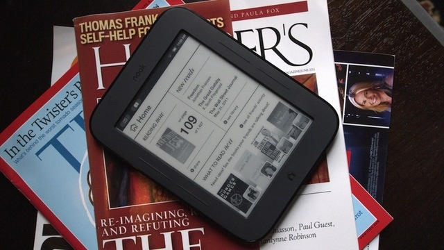 Click here to read The Future of Nook: NFC and Deep Windows Integration