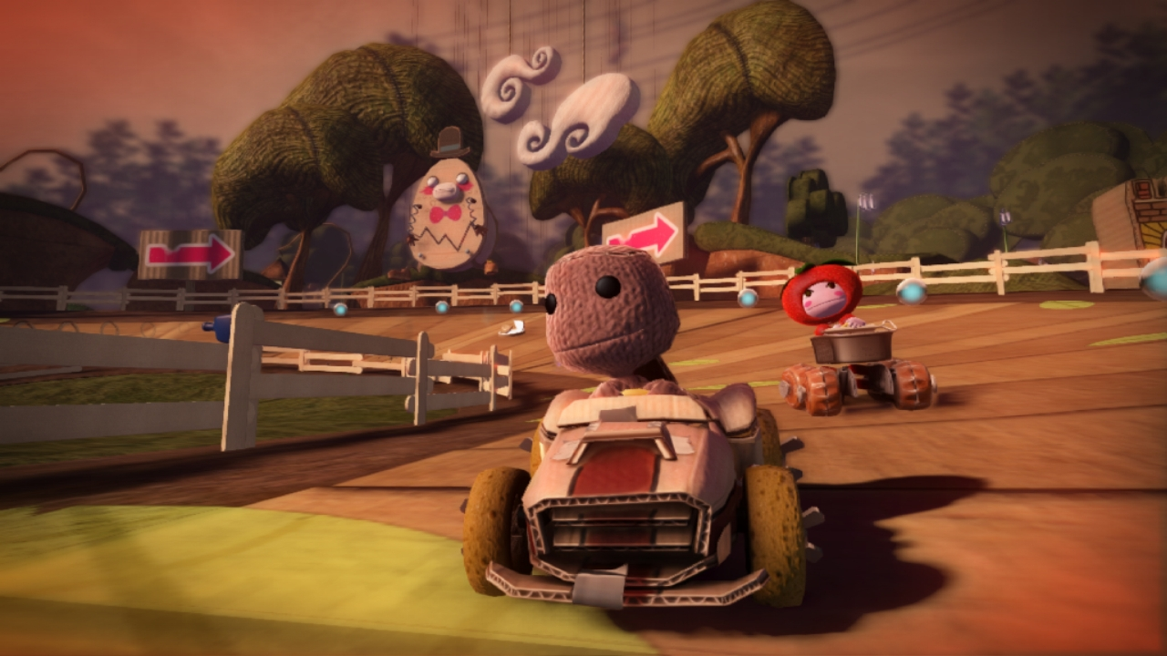 Click here to read <em>LittleBigPlanet Karting</em> And Going Back To The Things You Love